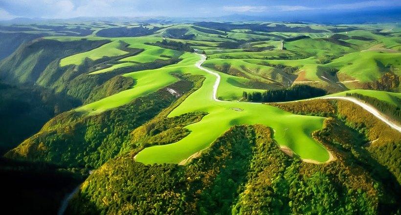 Як Нова Зеландія стала самою екологічно чистою країною світу