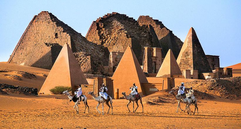Мерое в Африці — сама загадкова цивілізація античного світу