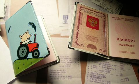 Закордонні паспорти РФ різко дорожчають і стануть по-справжньому біометричними