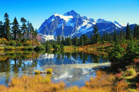 30 Кращих видів на маловідомі Національні парки США. Part 3