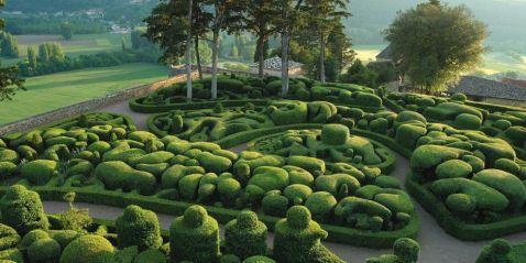 21 найбільш озелененний простір на землі