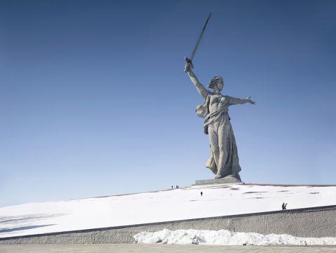 10 Самих гігантських монументів на схилах гір