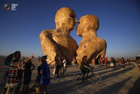 30 найяскравіших фото з фестивалю Burning Man