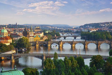 Чеська казка в самому серці Європи