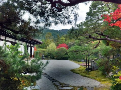 31 невідомий японський сад запаморочливої краси. Частина 2