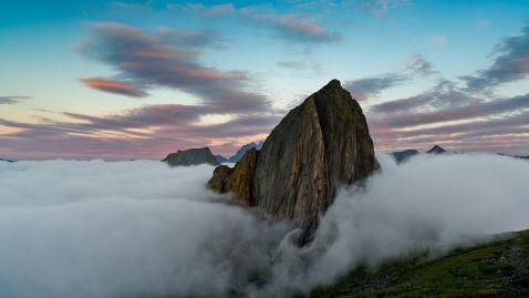 28 фантастичних туманних пейзажів з усього світу (частина 1)