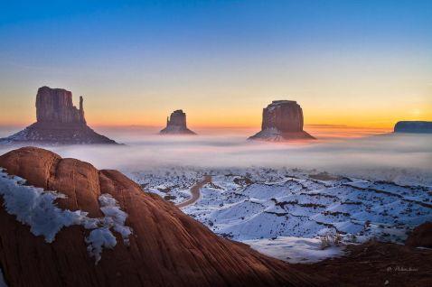 14 фантастичних туманних пейзажів зі всього світу