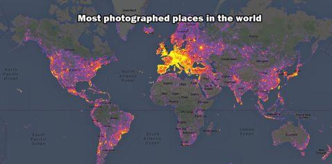 38 карт, які ніколи не покажуть на уроках географії