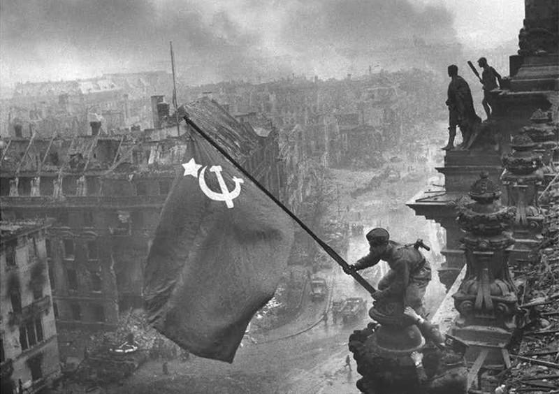Останні дні Другої світової війни у фотографіях