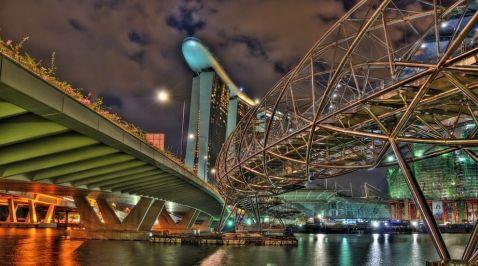 33 неймовірних мосту, які варто перейти. Частина 1