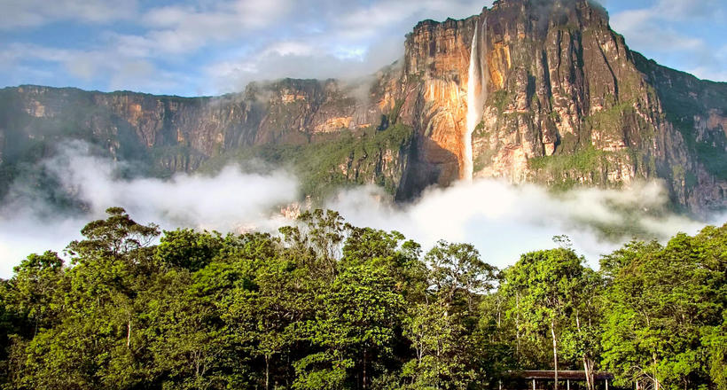 Венесуела: в честь якогось знаменитого європейського міста назвали цю країну