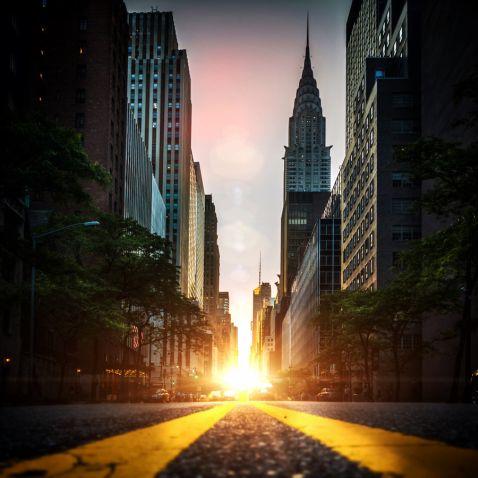 8 кращих місць в світі, щоб спостерігати захід сонця