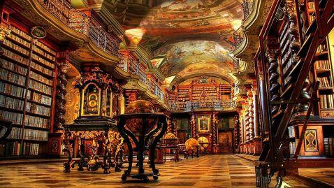 25 найвеличніших бібліотек світу