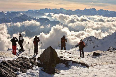 Кращі недорогі гірськолижні курорти Росії