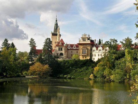 20 фантастичних фото Чехії - країни замків