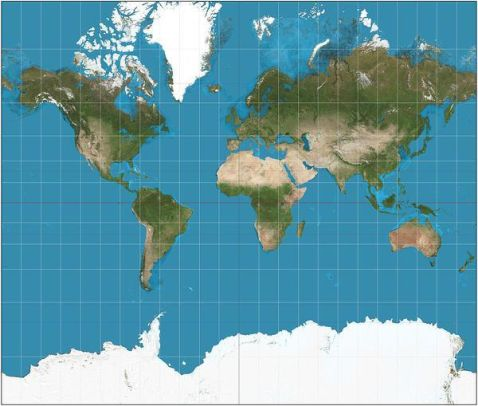 Усвідом масштаби світу, в якому живеш! Чому про це не розповідали на уроках географії?