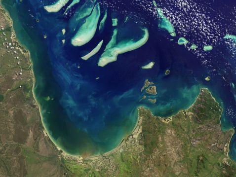 55 вражаючих зображень Землі з космосу (частина 1)