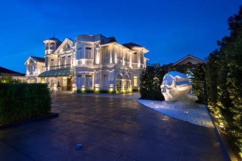 20 знімків незвичайного готелю в Малайзії