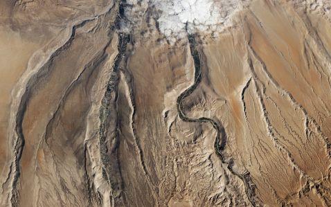Незвичайні фото найпосушливішої пустелі на Землі