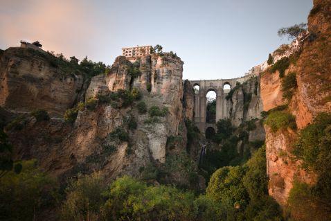 Іспанська Ронда — піднебесне місто першої іспанської кориди