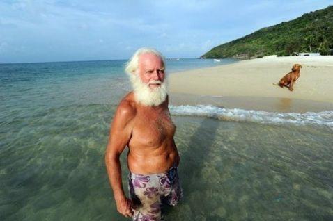 Божевільна ідея! Цей чоловік кинув все і за 13000 доларів придбав свій рай на Землі...
