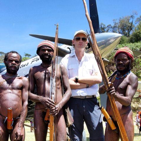 9 шокуючих фактів про польоти в Папуа, Індонезія