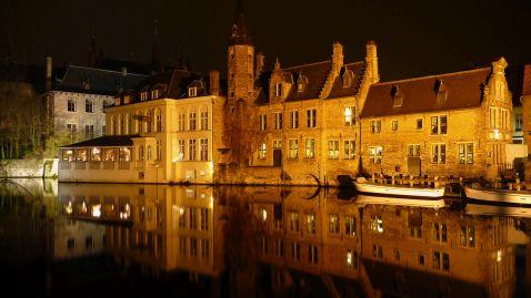 Чарівний Брюгге — середньовічна казка Бельгії