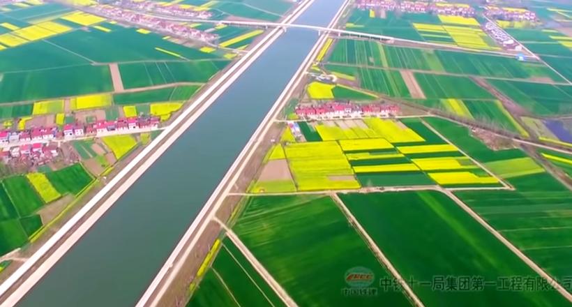 Поворот китайських річок: як виглядає масштабне перетворення природи по-китайськи