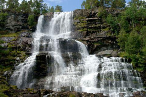ТОП-9 найкрасивіших і високих водоспадів Норвегії
