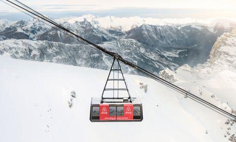 Тепер ви зможете поспати на висоті 2743 метрів над рівнем моря. Це незабутньо!