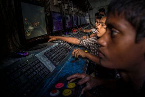 Комп'ютерні ігри в країнах третього світу