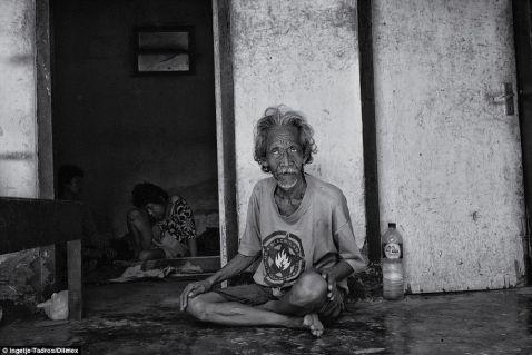 Камери для душевнохворих на Балі