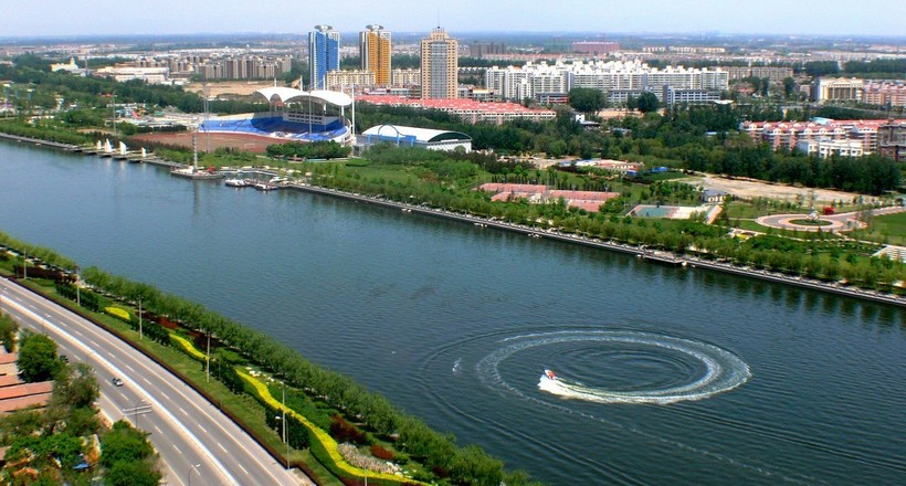 Великий канал Китаю: найдовший судноплавний канал у світі, якому 1300 років
