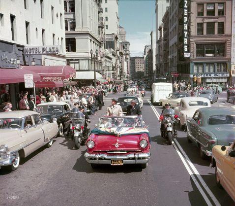 Фотографії різних країн в 1952 році