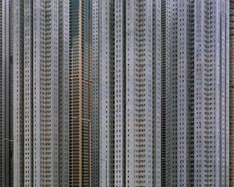 Густонаселені квартали Гонконгу