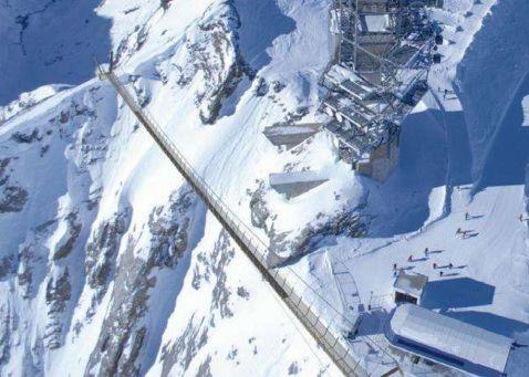 У Швейцарії знаходиться найстрашніший міст у світі