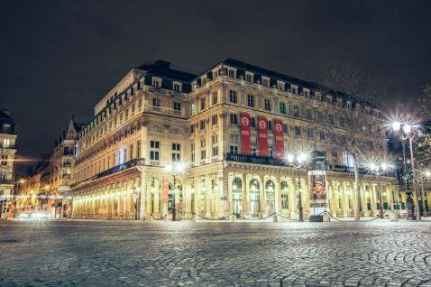 15 потойбічних знімків пустельного Парижа, від яких віє містикою