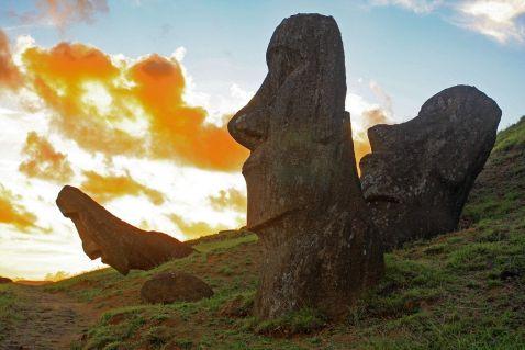 Що приховує голова на острові Пасхи?