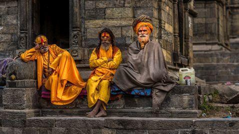 Загадковий народ Непалу — фотогалерея в особах