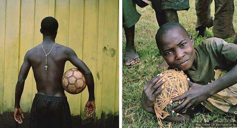 Футбол в Африці дуже сильно відрізняється від того, що ти звик бачити на своєму подвір'ї