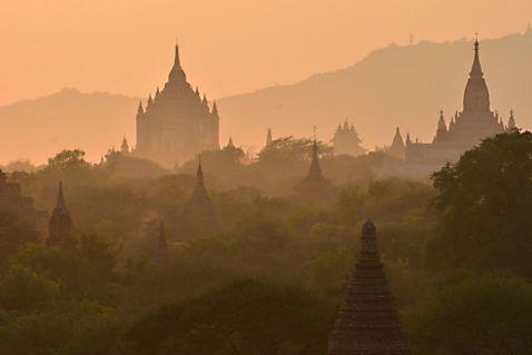 12 незабутніх знімків, що демонструють велич і красу М'янми
