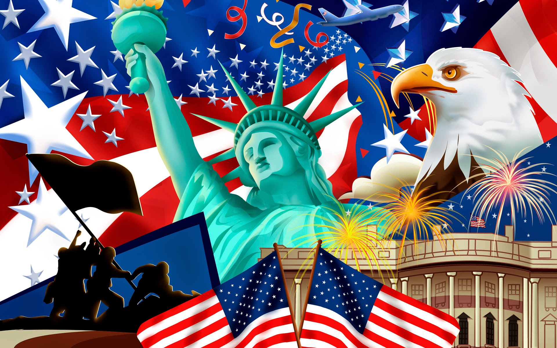49 фактів про США і американців очима росіянки