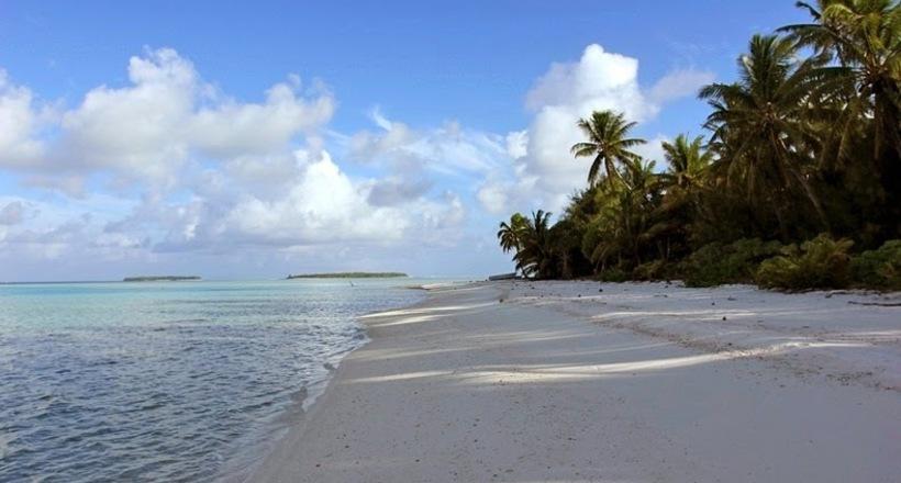 Острів Палмерстон — райський острів, де живе одна велика сім'я