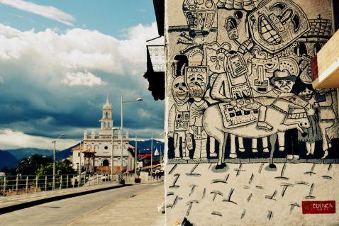 Незабутня фотоподорож найяскравішими стріт-арт-точками на вулицях Еквадору