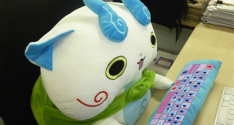 В Японії новий хіт: чарівні подушки для роботи в офісі