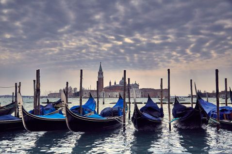 10 неймовірних знімків дивовижною Венеції