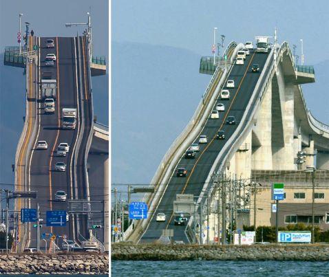 Так виглядає один з найнезвичайніших мостів у світі!