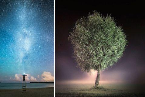 Фінський фотограф-самоучка робить надприродно гарні нічні знімки для свого Instagram