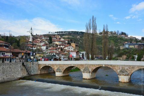 Як виглядає Сараєво через 20 років після війни?
