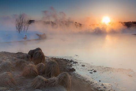 Гарячі річки Камчатки